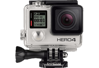 GOPRO HERO4 Silver Adventure  - (CHDHY-401)