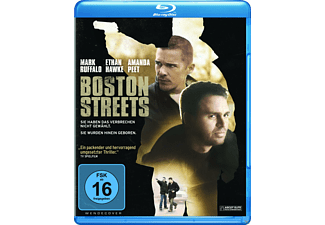 Boston Streets - (Blu-ray)