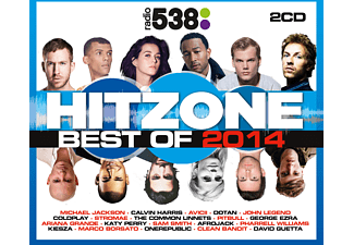 Various - 538 Hitzone Best Of 2014 | CD