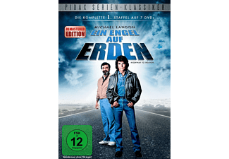 Ein Engel Auf Erden (Highway To Heaven) Staffel 1 - (DVD)