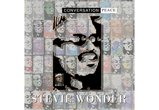 Stevie Wonder - Conversation Peace [CD]