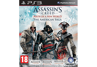 Assassin's Creed: The American Saga Collection PS3