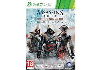 Assassin's Creed: The American Saga Collection Xbox 360