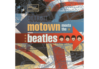 Various - Motown Meets The Beatles [CD]