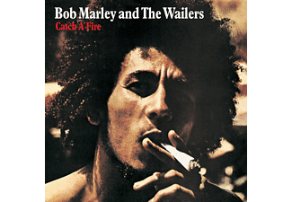 Bob Marley, The Wailers - Catch A Fire [CD]