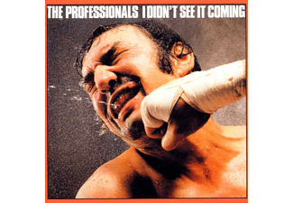 The Professionals - I Didn't See It Coming [CD]