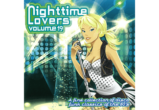 VARIOUS - Nighttime Lovers Volume 19 - (CD)