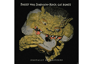 Black Cat Bones - Barbed Wire Sandwich [CD]