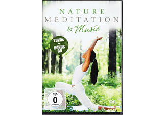 Nature - Meditation & Music - 2 Disc DVD [DVD]