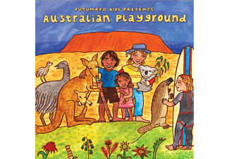 VARIOUS - Australian Playground - (CD)