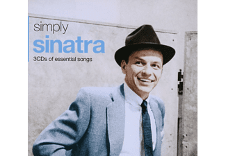 Frank Sinatra - Simply Sinatra - 3cds Of Essential Songs [CD]