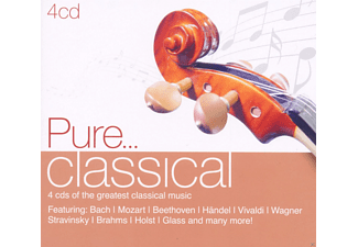 VARIOUS - Pure... Classical - (CD)