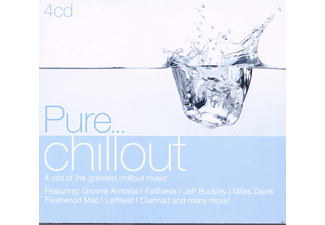Various - Pure... Chillout - (CD)