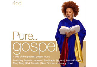 VARIOUS - Pure... Gospel - (CD)