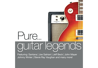 VARIOUS - Pure... Guitar Legends [CD]