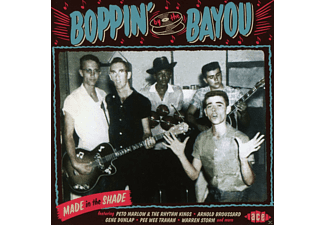 VARIOUS - Boppin' By The Bayou - Made In The Shade [CD]