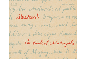 Amarcord - The Book Of Madrigals [CD]