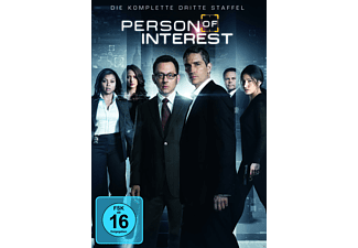 Person of Interest - Die komplette 3. Staffel [DVD]