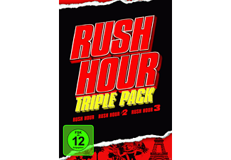 Rush Hour 1-3 [DVD]