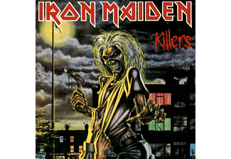 Iron Maiden - Killers [CD EXTRA/Enhanced]