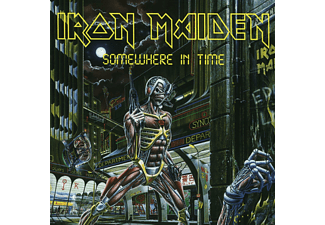 Iron Maiden - Somewhere In Time - (CD EXTRA/Enhanced)