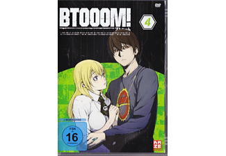 Btooom! - Vol. 4 [DVD]