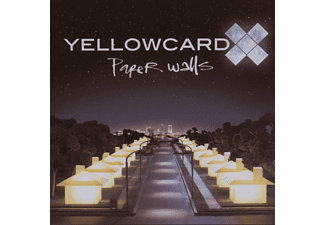 Yellowcard - Paper Walls [CD]
