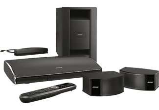 bose lifestyle 235 series iii system schwarz heimkino komplett systeme kaufen bei saturn. Black Bedroom Furniture Sets. Home Design Ideas