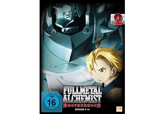Fullmetal Alchemist - Brotherhood - Volume 2 (Folge 09-16) [DVD]