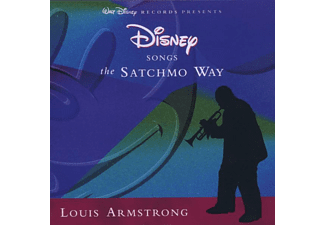Louis Armstrong - Disney Songs: The Satchmo Way [CD]