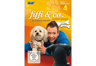 Fiffi & Co. unterwegs [DVD]