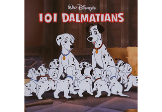 Various - 101 Dalmatians (101 Dalmatiner) - Engl. Version [CD]