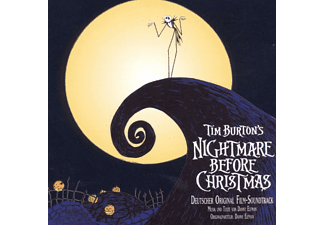 VARIOUS - Tim Burton's Nightmare Before Christmas [CD]