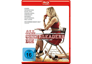 ALL CHEERLEADERS DIE - (Blu-ray)