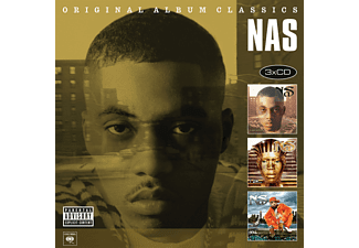 Nas - Original Album Classics: Nas - (CD)