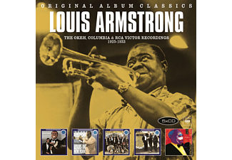 Louis Armstrong - Original Album Classics - (CD)