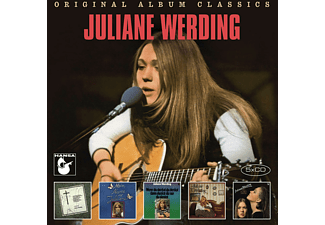 Juliane Werding - Original Album Classics - (CD)