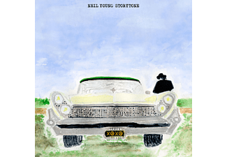 Neil Young - Storytone [CD]