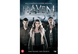 Haven - Seizoen 4 | DVD
