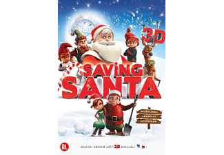 Saving Santa | DVD