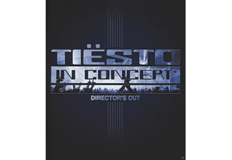 DJ Tiësto - Tiesto In Concert - Director's Cut - (Blu-ray)