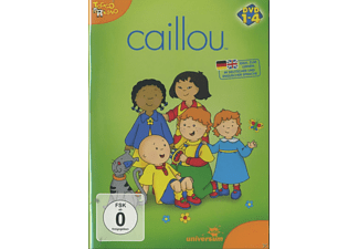 Caillou Box - 1-4 - (DVD)