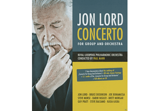 Jon Lord, Royal Liverpool Philharmonic Orchestra - Concerto For Group And Orchestra [Blu-ray + CD]