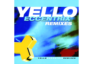 Yello - Eccentrix Remixes [CD]