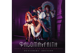 Paloma Faith - A Perfect Contradiction Outsiders' Edition - (CD)