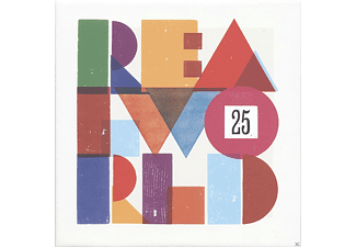 VARIOUS - 25 Years Of Real World Records - (CD)
