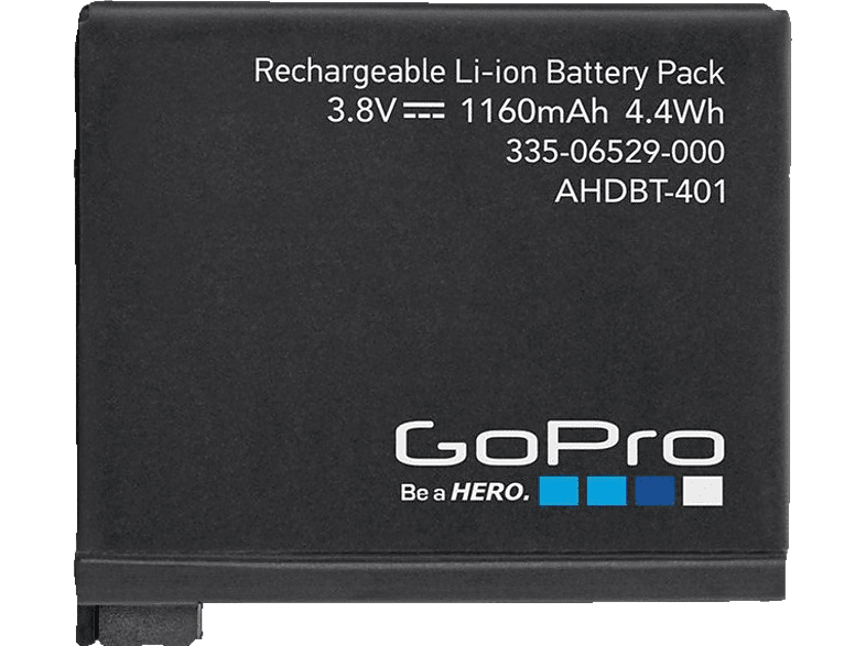 GOPRO Rechargeable Battery (for HERO4) - (AHDBT-401) hobby   φωτογραφία action cameras αξεσουάρ action cameras photo   video   offlin