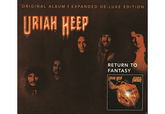 Uriah Heep - Return To Fantasy [CD]