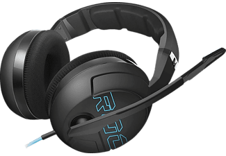 ROCCAT Gaming Headset Kave XTD Stereo Premium Over-Ear, schwarz