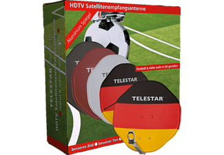 telestar alurapid 45 fussball edition satellitenanlagen. Black Bedroom Furniture Sets. Home Design Ideas